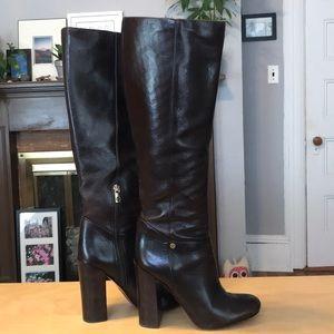 Tory Burch Coconut (brown) Christal High Heel Boot